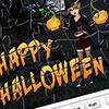 Happy Halloween Jigsaw Pu…