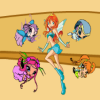 Winx Pixie Tree House Dec…